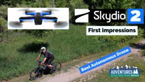 Skydio 1st test (2)